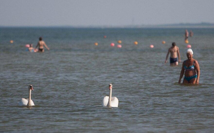 Lietuvoje laukiama karščio bangos piko: jutiminė temperatūra – iki 42 laipsnių