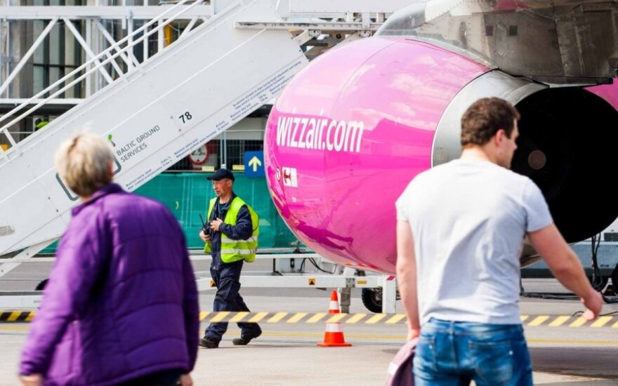 Wizz Air to offer three new routes from Vilnius this autumn