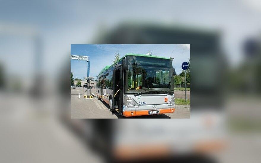 Klaipėdoje kitąmet nežymiai brangs dalis viešojo transporto bilietų