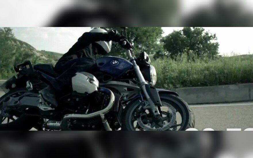 BMW motociklas