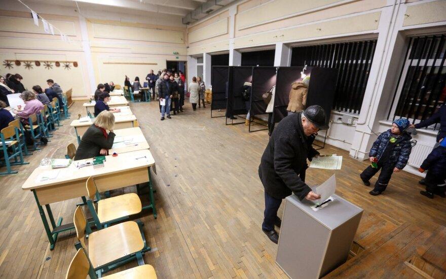 Teismas nurodė VRK perskaičiuoti balsus Elektrėnuose