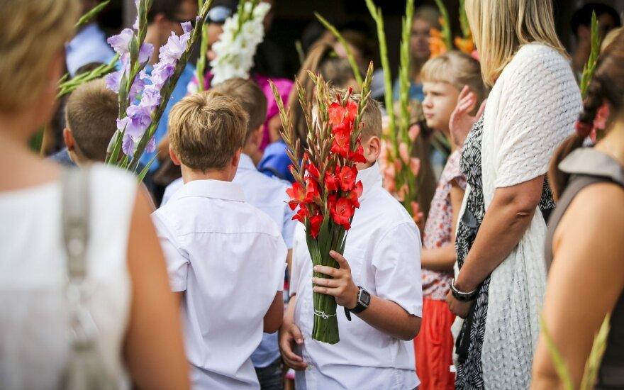 Palygino gėlių kainas: didmiesčių gyventojai moka triskart brangiau