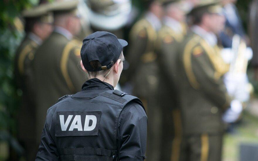 Ekspertė: nurodymas ginti valstybės vadovų autoritetą kurtų prielaidas riboti kritiką