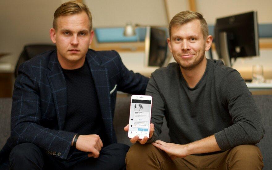 Kaarel Holm ir Anton Narusberg