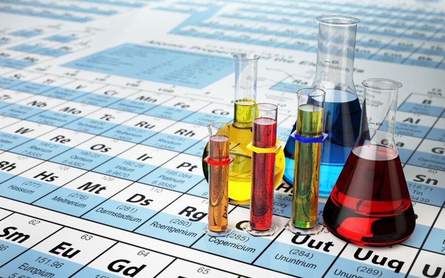 Ar periodinė elementų sistema turi pabaigą?