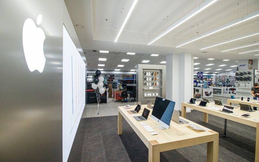 Apple parduotuvė Kaune