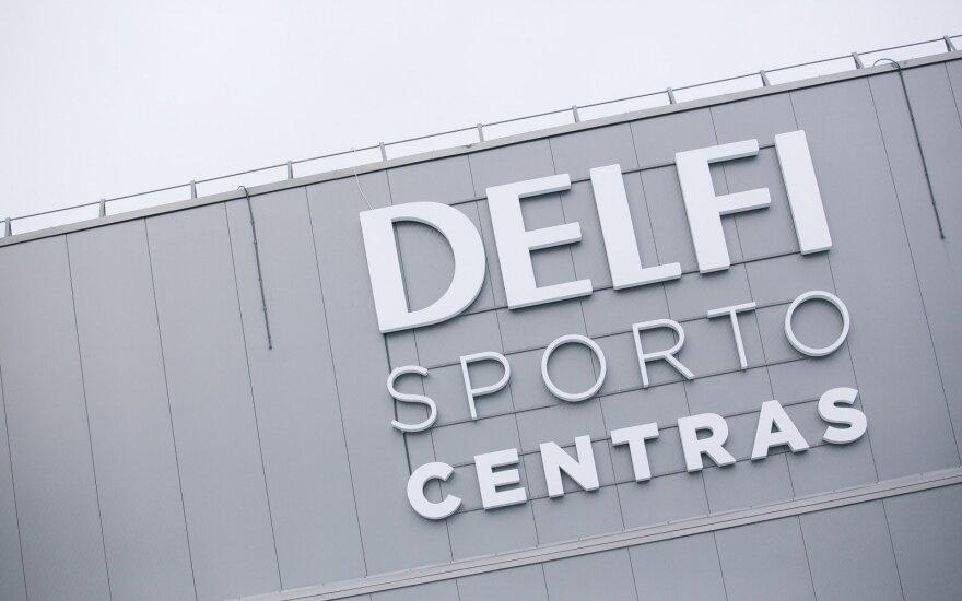 DELFI sporto centras kviečia į atvirų durų dieną