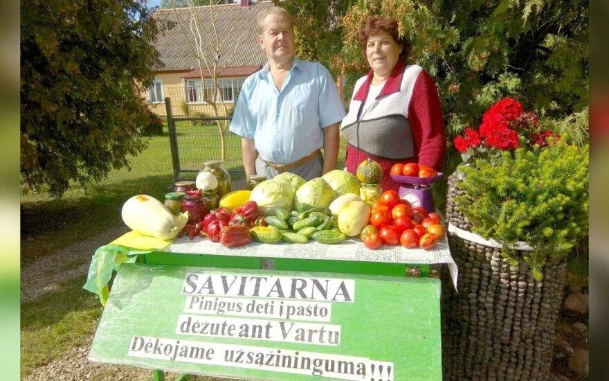 Jonas ir Angelė Jagminai