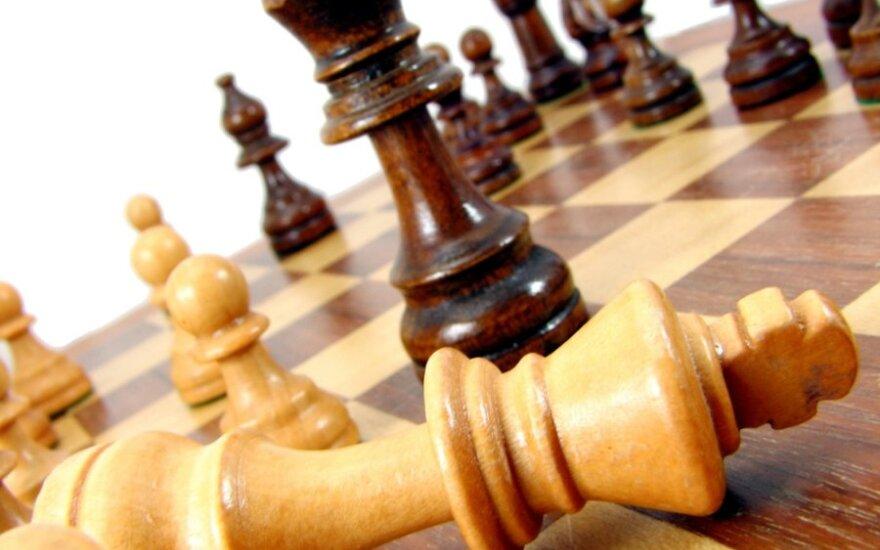 Tarptautiniame šachmatų festivalyje T.Laurušas liko devynioliktas