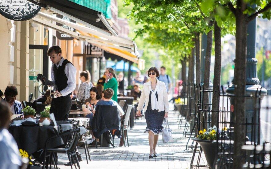 Lietuvoje tebesikuria įmonės nelietuviškais pavadinimais
