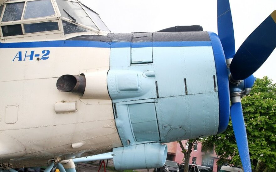 """Lėktuvo """"An-2"""" likimas lieka neaiškus"""