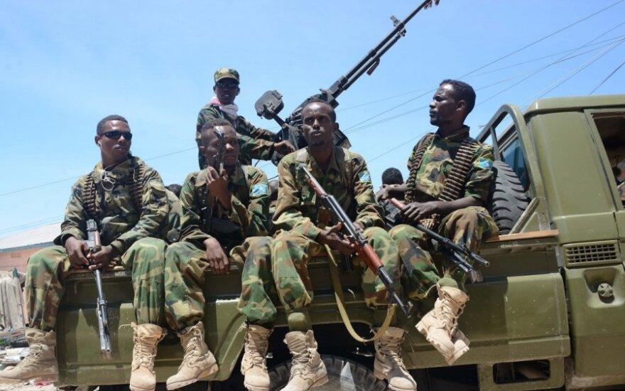 """Somalio """"al Shebab"""" lyderio žūtis per JAV aviacijos smūgį – """"labai tikėtina"""""""