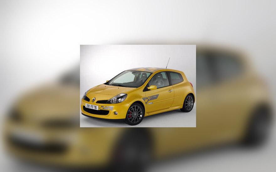 """""""Clio Renault F1 Team R27"""""""