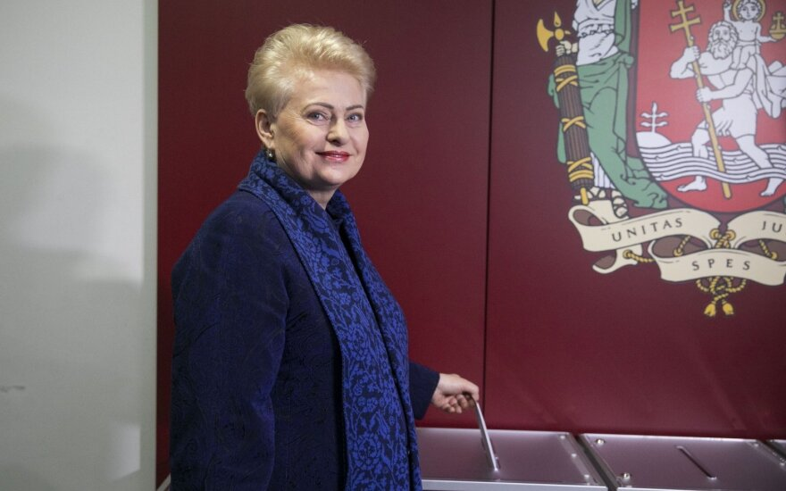 Grybauskaitė: YIVO institute sukauptos intelektualinės vertybės liudija tiek apie žydų, tiek ir lietuvių kilnumą ir drąsą