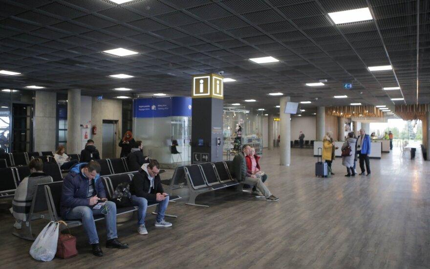 SAM: atvykstantys į Lietuvą lėktuvais ir laivais privalo registruotis