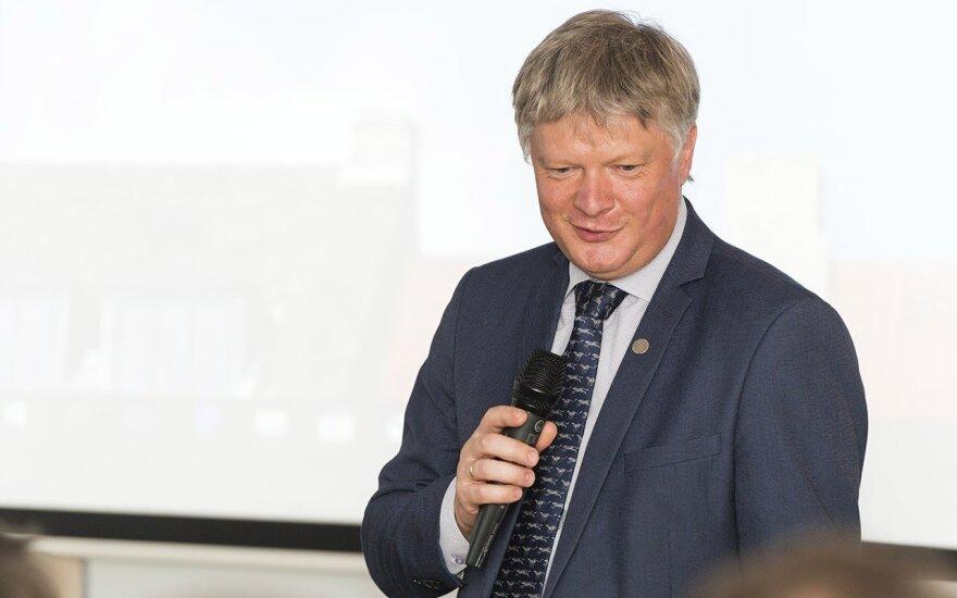 Seimo liberalai kviečiasi aplinkos ministrą