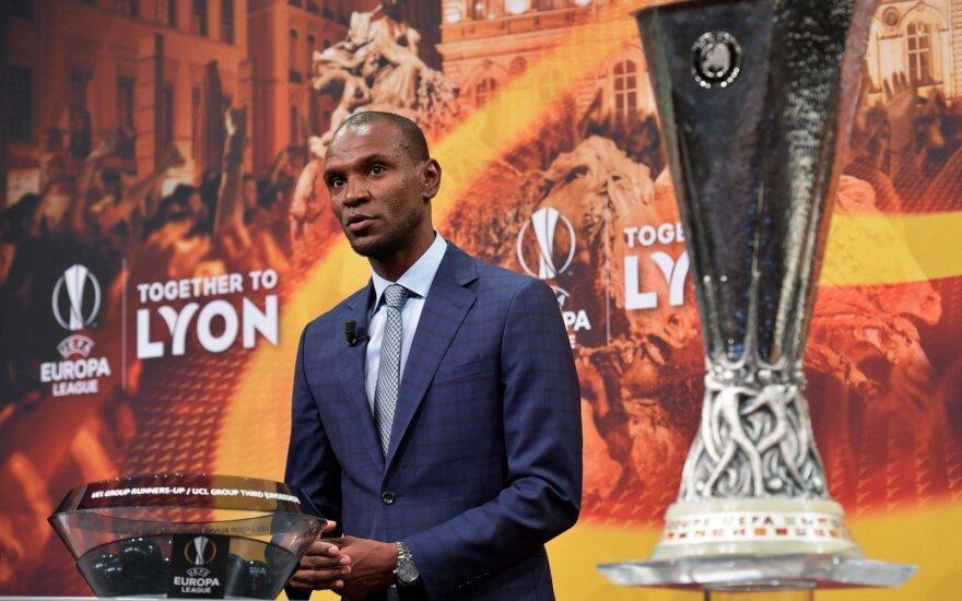 """UEFA Europos lygos burtai į vieną porą suvedė """"Milan"""" ir """"Arsenal"""""""