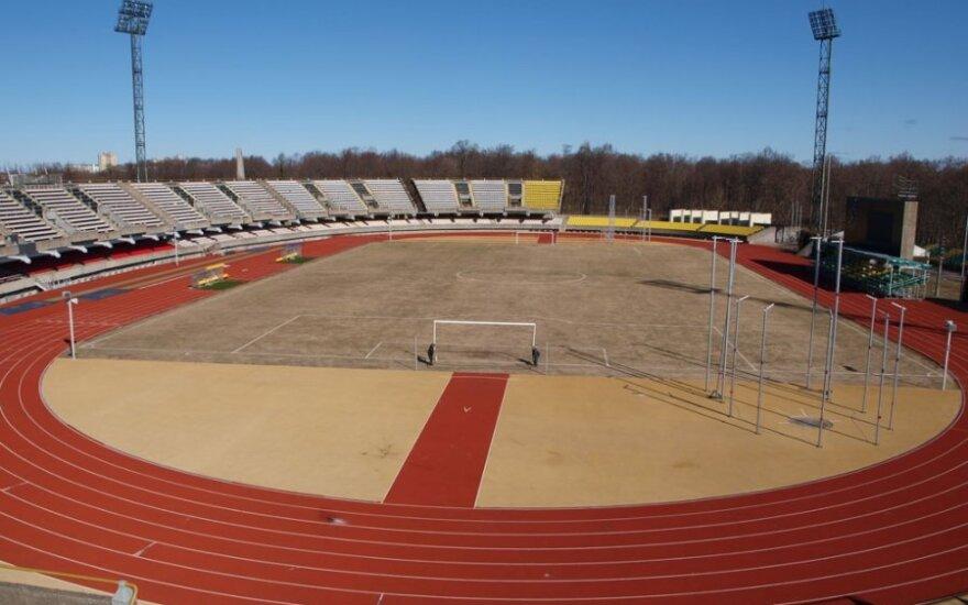 Nesutariama, kas rengs ir apmokės Kauno stadiono rekonstrukcijos projektą