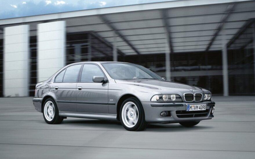 BMW 5-serija (1997 m.)