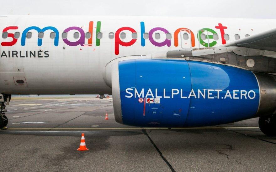 "Pernai 45 proc. augusi ""Small Planet Group"" šiemet tikisi tolesnio augimo"