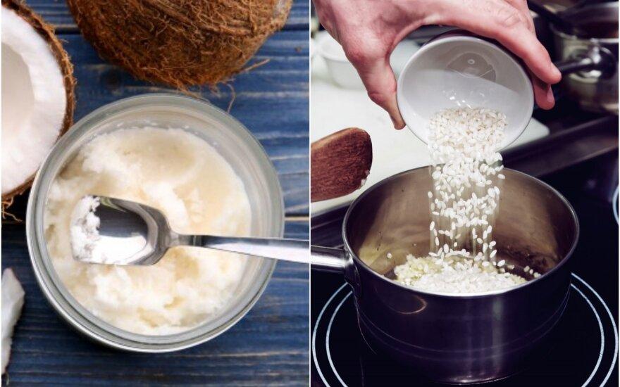 Mokslininkų atradimas patiks ir jums: taip išvirti ryžiai daug sveikesni ir turi perpus mažiau kalorijų