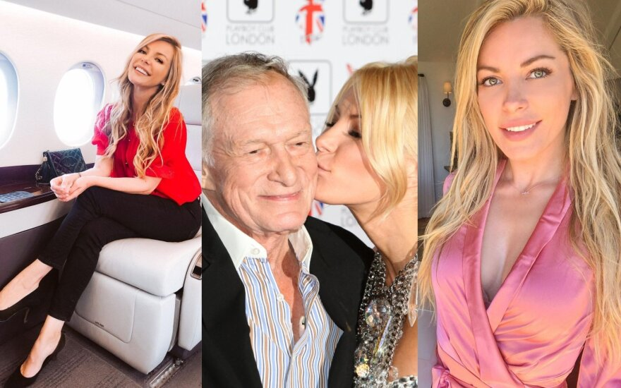 Crystal Hefner/ Foto: instagram ir Vida Press