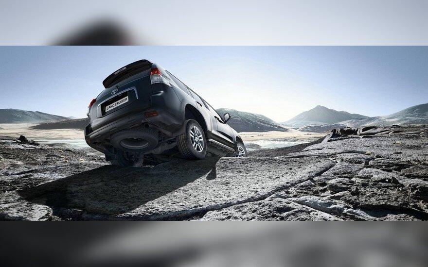 Visureigis, Toyota Land Cruiser