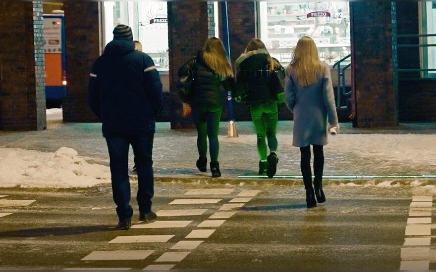 Klaipėdos centre siautėja šaulys: nukentėjusieji įtaria, kad kur šauti nesirinkta