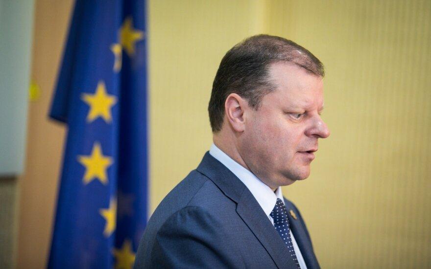 Skvernelis: žemės ūkio ministro kandidatūra – kitą savaitę
