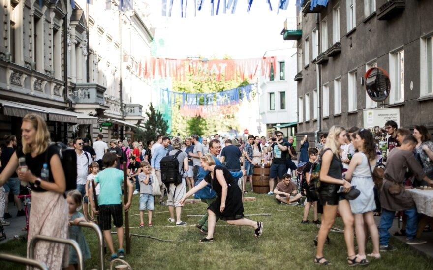 """Vilnius šiąnakt nemiega: tryliktą kartą vyksta festivalis """"Kultūros naktis"""""""