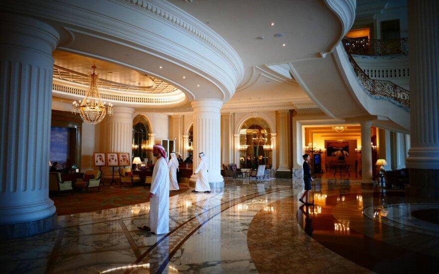 Prabangių viešbučių paslaugos, kurios stebina net ir visko mačiusius