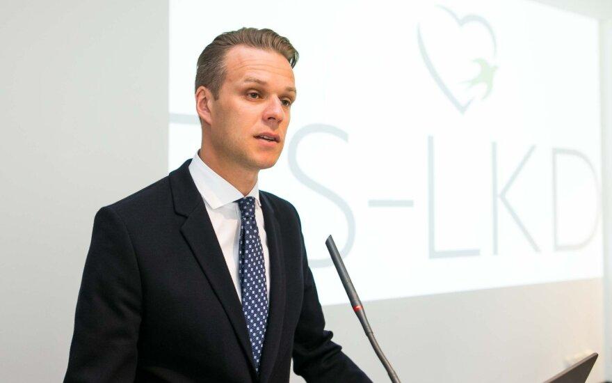 Konservatoriai įvardijo keliamus kandidatus į atsilaisvinusias vietas Seime