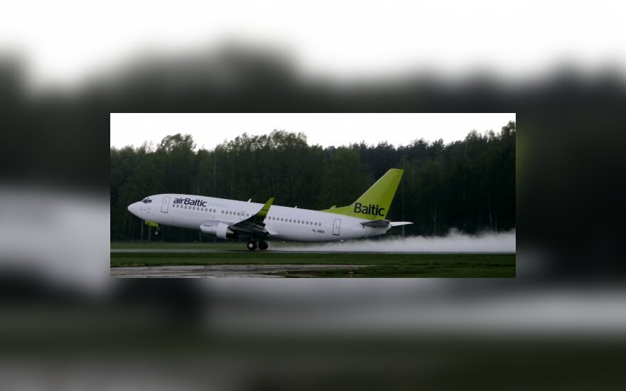 """""""airBaltic"""" pasiūlys naujų maršrutų"""