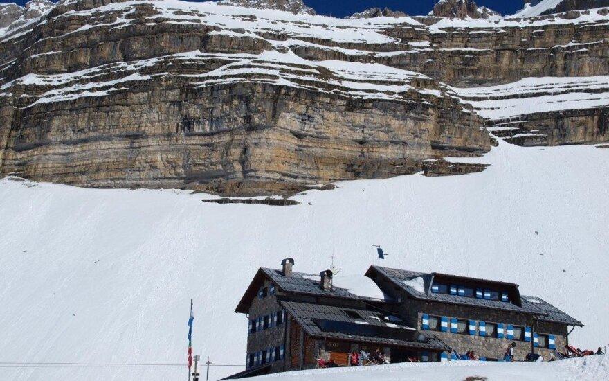 """Atostogos kalnuose: rekomendacijos kiekvienam slidėmis """"ginkluotam"""" turistui"""