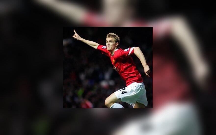 """Darren Fletcher (""""Manchester United"""")"""