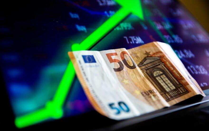 """""""Biržos laikmatis"""": JAV ir Europos Sąjunga rengiasi skelbti prekybines paliaubas"""