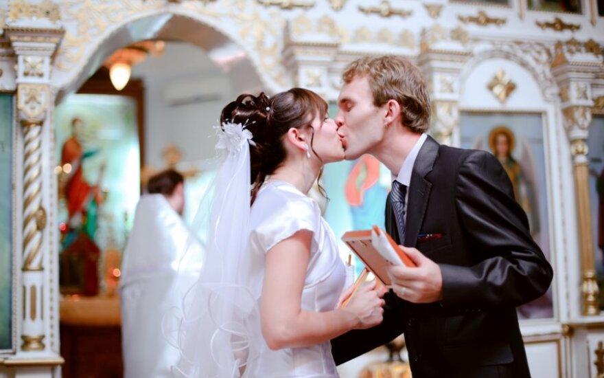 Šėtono dieną Kaune susituoks dukart daugiau porų