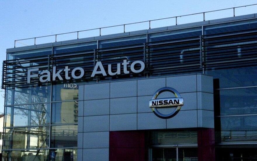 Nissan, Fakto auto