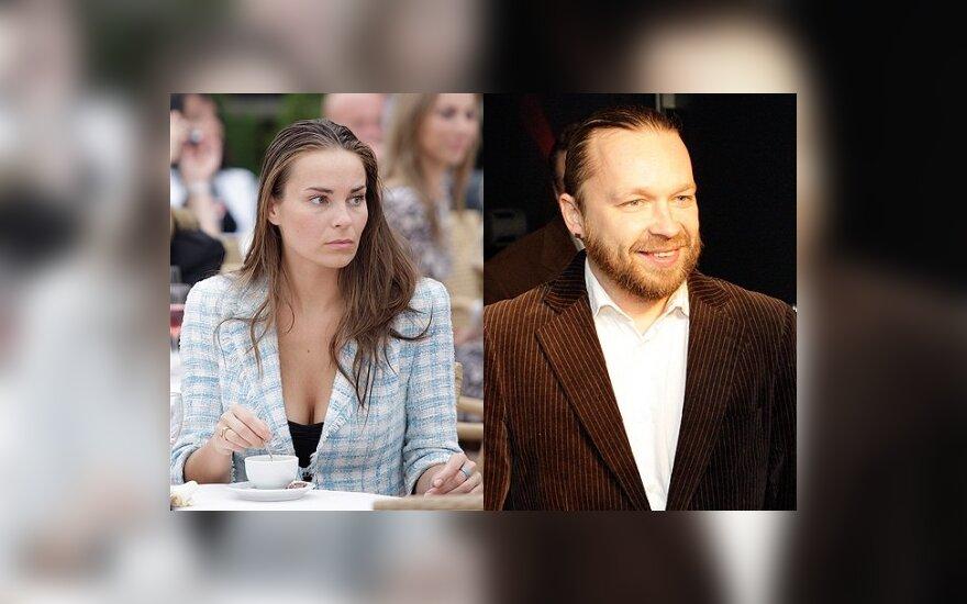 Kotryna Naprušytė ir Martynas Starkus