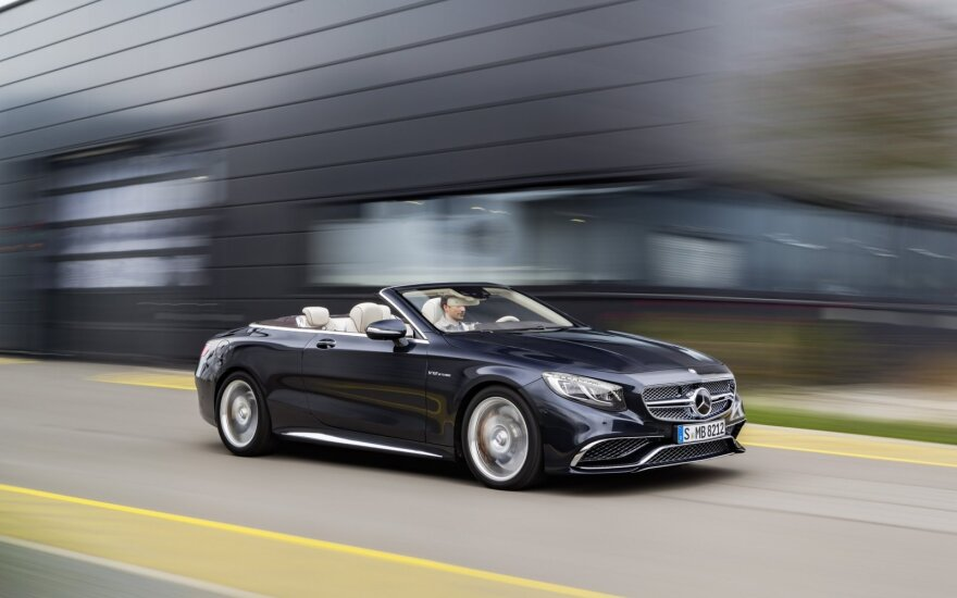 """Mercedes-Benz AMG 65S Cabriolet"""