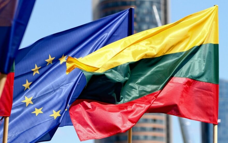 Lithuanian capital to play EU anthem at official events