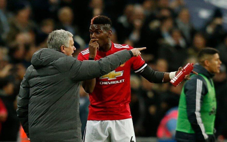 Jose Mourinho, Paulis Pogba