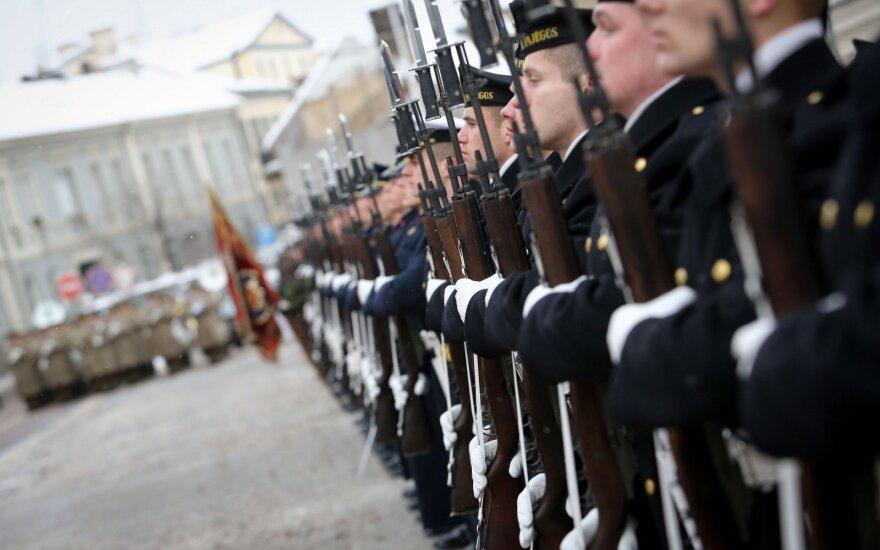 KAM pristatys planus dėl karinių miestelių statybos bendradarbiaujant su verslu