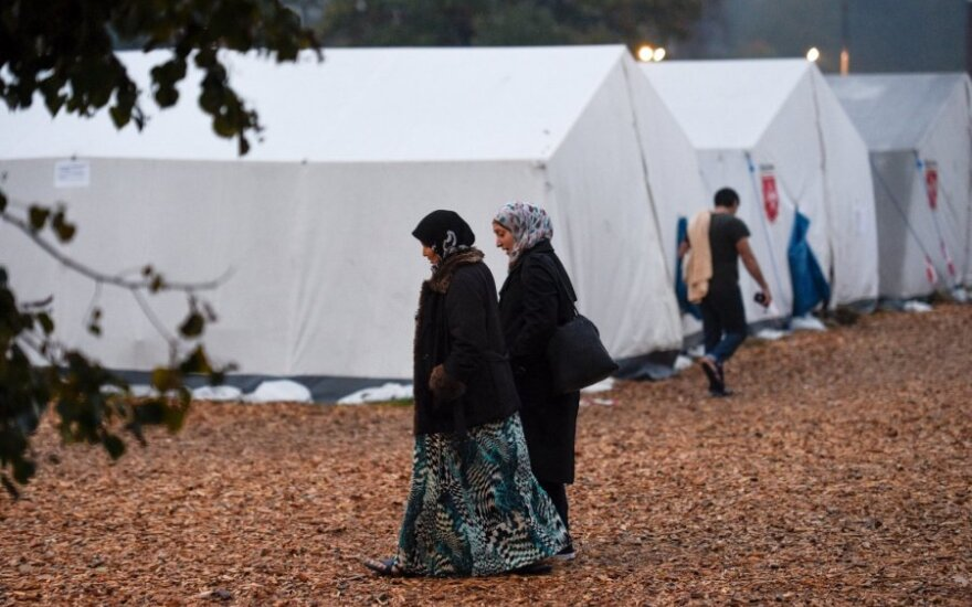 Lithuania to resettle Iraqi refugees from Turkey