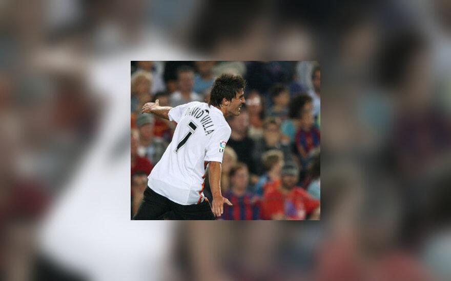 "David Villa (""Valencia"")"