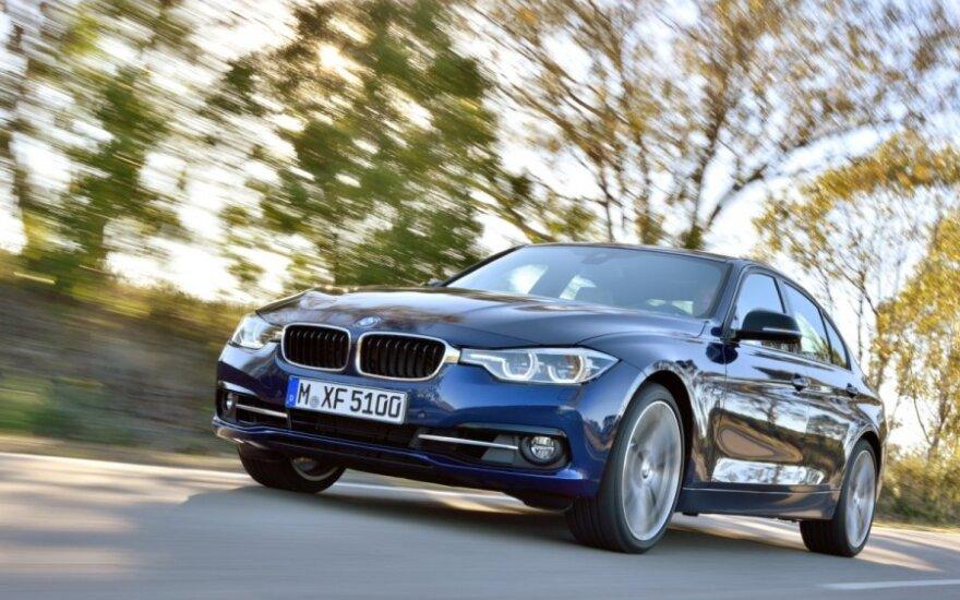 BMW 3-serijos Sport Line sedanas