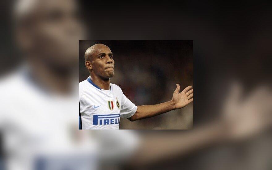 """""""Inter"""" prezidentas: Maiconas ir Z.Ibrahimovičius gali išvykti"""