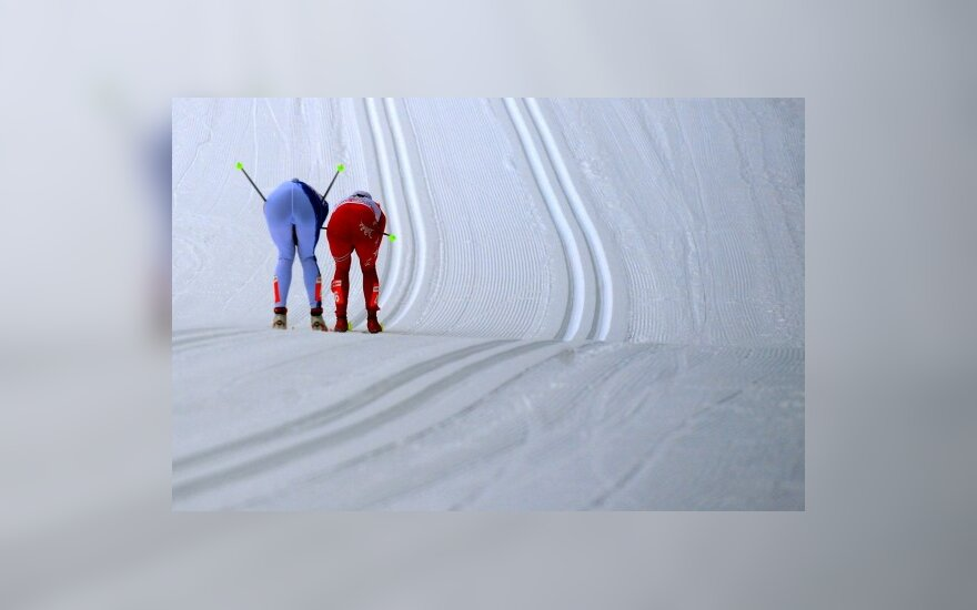 Planetos jaunių slidinėjimo čempionate lietuviai liko toli nuo lyderių