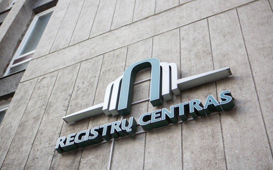 Registrų centras visuomenei atvėrė NT duomenų rinkinius