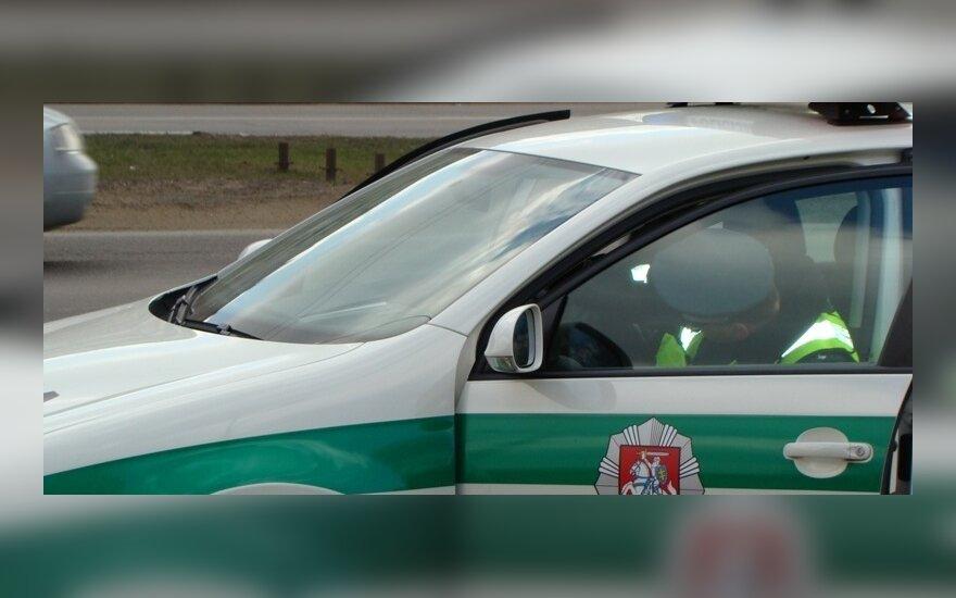"""Policininkams """"ant alaus"""" 50 Lt davęs vairuotojas: dabar jau gailiuosi"""